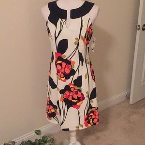 Kim Rogers sleeveless dress- NWT